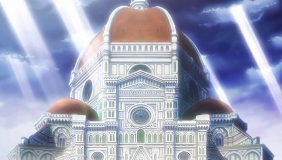 Le château de Pallas.